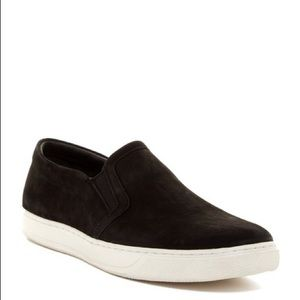 Vince Barron Suede Slip On